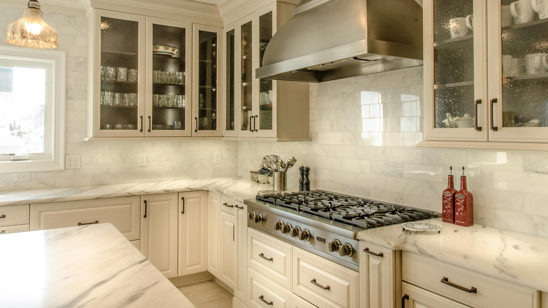 Traditional Kitchen - Princeton Avenue, Ventnor NJ
